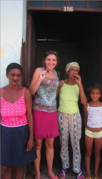 """""""Cubans with Cubans"""" Trinidad, Cuba 2009"""