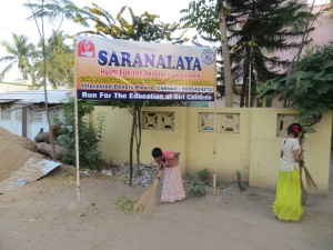 The Saranalaya Home for the daughters of prisoners